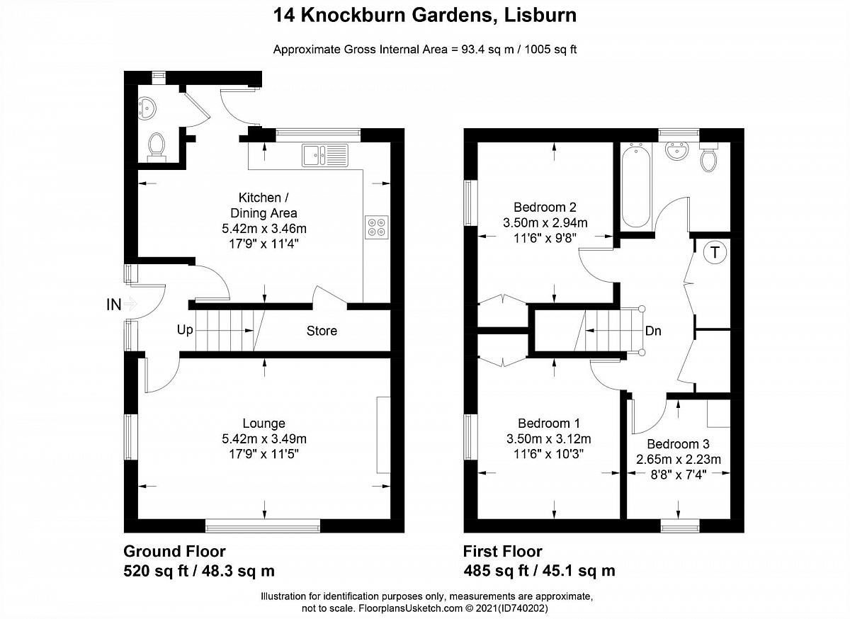14 Knockburn Gardens
