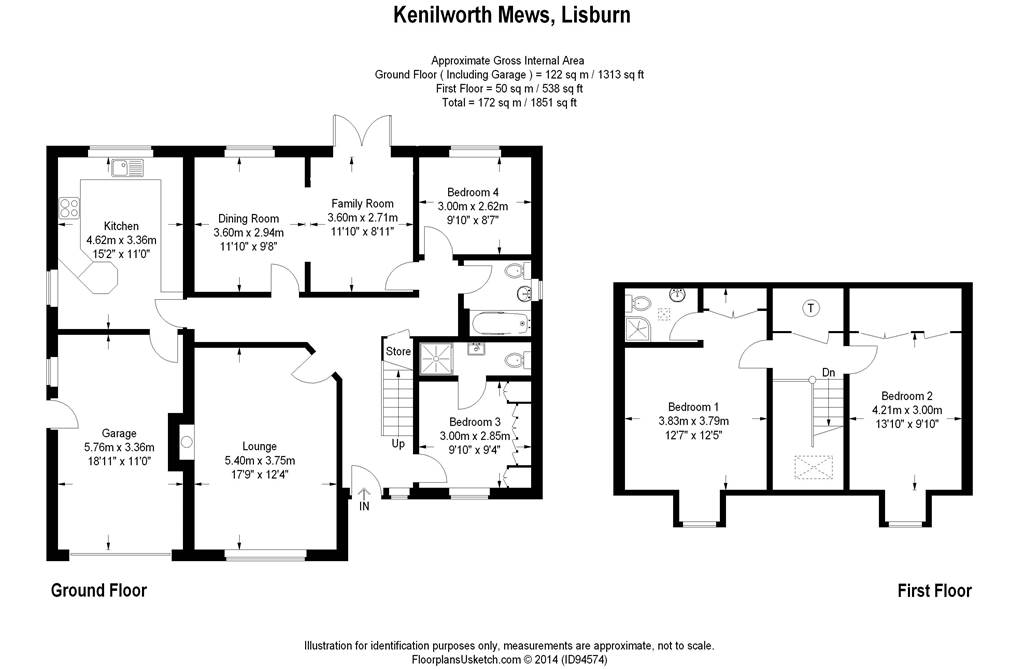 5 Kenilworth Mews