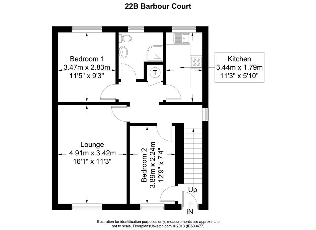 22b Barbour Court