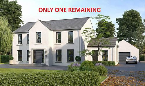 New Build Detached Home Diamond Road, Dromore