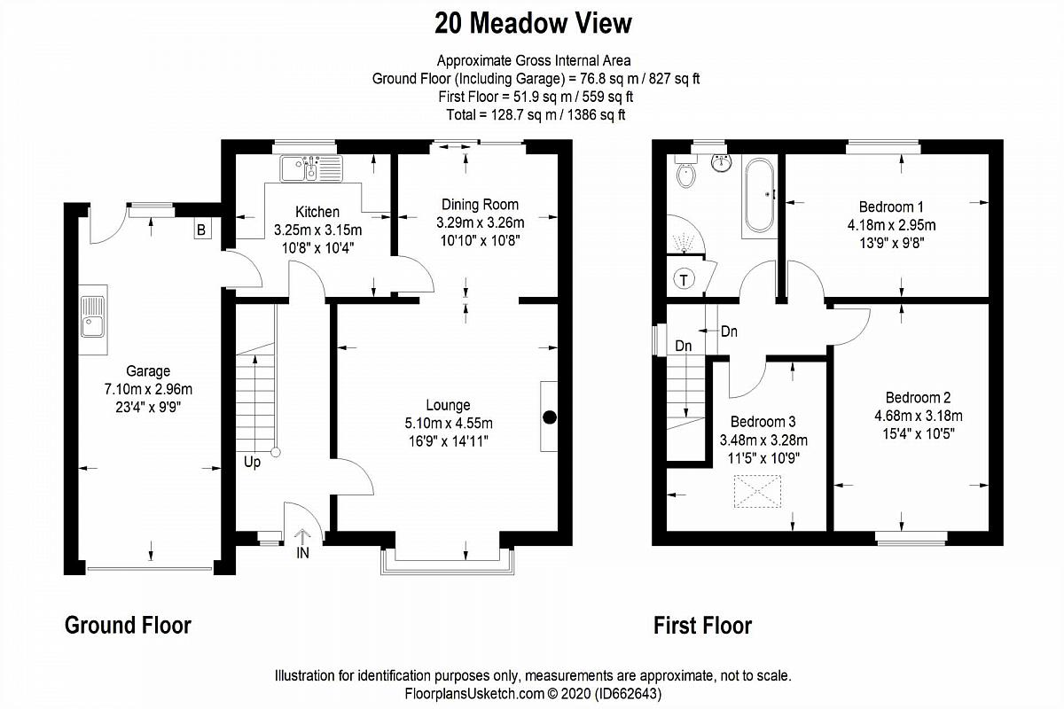 20 Meadow View